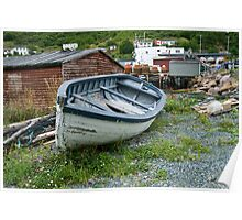 Petty Harbour, Newfoundland Poster