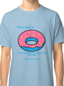 Got7 Says I'm Just Right Classic T-Shirt