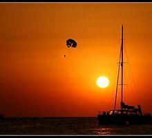 Sunset@Café del Mar 4 by JanRonaldCrans