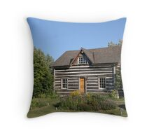 Woodworking Museum Throw Pillow