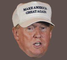 Donald Trump One Piece - Short Sleeve