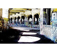 Urban Design Photographic Print