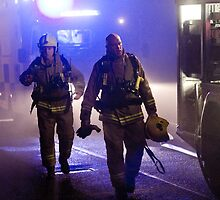 Firefighters by Eddie Howland