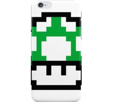 1 Up Mushroom iPhone Case/Skin