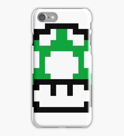 1 Up Mushroom iPhone Case/Skin