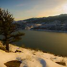 Winter Wonderland at Horsetooth by Roschetzky