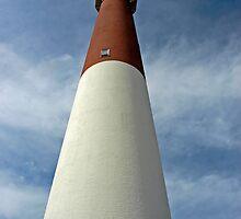 Old Barney - Barnegat Light House NJ - Perspective by Paul Gitto