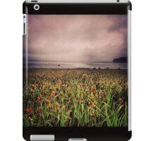 Wetlands Along the Ocean Shoreline  iPad Case/Skin