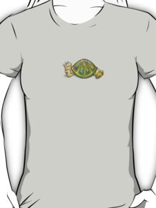 Vacationing Turtle T-Shirt