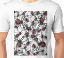 Black Widow Nest Unisex T-Shirt