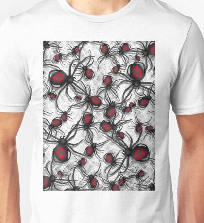 Black Widow Nest Unisex T-Shirt