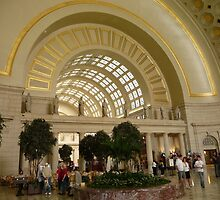 Union Station, Washington DC by nealbarnett