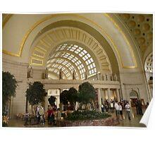 Union Station, Washington DC Poster