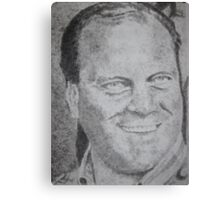 DBC Portrait. Canvas Print