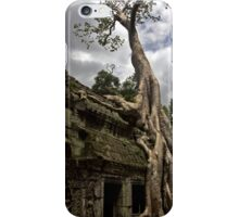 Ta Prohm Trees iPhone Case/Skin