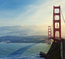 San Francisco Bay Area by Sebastian Warnes