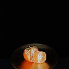 Golden Mandarin by Ness Hopkins