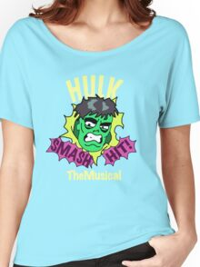 Rick and Morty // Hulk The Musical Women's Relaxed Fit T-Shirt