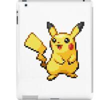Pixelated Pikachu iPad Case/Skin
