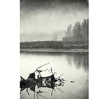 Misty Photographic Print