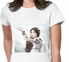 An Innocent Offering Womens Fitted T-Shirt
