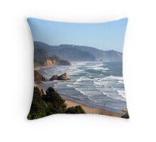 Pacific Coast Throw Pillow