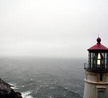 Heceta Head Lighthouse - Oregon USA by searchlight