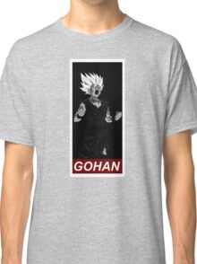 Gohan Super Saiyan Obey Style Classic T-Shirt