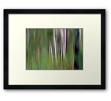The Natives Framed Print