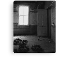 A Christmas Ghost Story Canvas Print