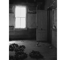 A Christmas Ghost Story Photographic Print