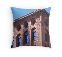 Terra Cotta - Detail Throw Pillow