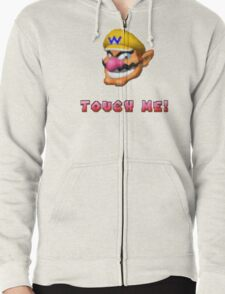 """""""Touch me"""" - WARIO T-Shirt"""