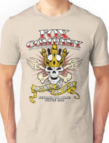 Bastards From the Sea Front Unisex T-Shirt