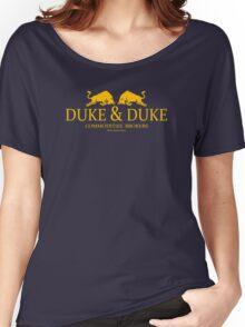Duke and Duke Women's Relaxed Fit T-Shirt