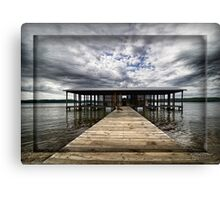 The Water's Edge Canvas Print
