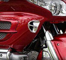 Hot Honda  by Patricia Montgomery