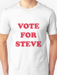 Vote For Steve T-Shirt