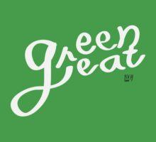Green Great by Blake Vida  Huddson