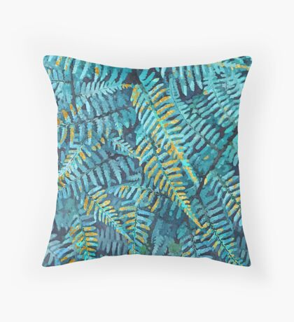 Nowhere to Run #redbubble Throw Pillow