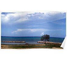Montego Bay Jamaica Poster