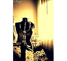 Dress making Photographic Print