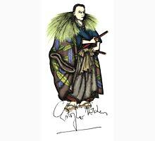 Samurai Christoper Hitchens Unisex T-Shirt