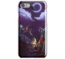 Exorcism  iPhone Case/Skin