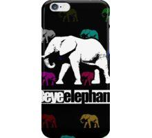3 Eye Elephant Logo iPhone Case/Skin