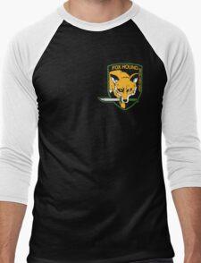 FOXHOUND 2 Men's Baseball ¾ T-Shirt