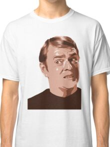 Transparent background Scotty from Star Trek TOS Classic T-Shirt