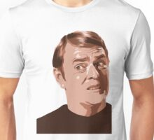 Transparent background Scotty from Star Trek TOS Unisex T-Shirt
