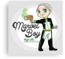 YA Chibi Marvel Boy (Noh-Varr) Canvas Print