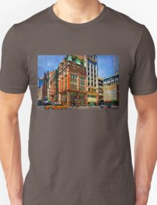 Manhattan Street Scene T-Shirt
